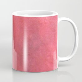 Muted Red Tie Dye Coffee Mug