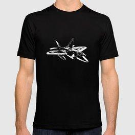 Fighter Airplane - Cool Battle Jet Aeroplane T-shirt