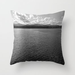 Hudson River Throw Pillow