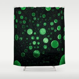 :: Go Green :: Shower Curtain