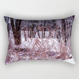 Nix in parco Rectangular Pillow