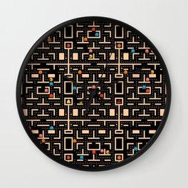 Busy World Wall Clock