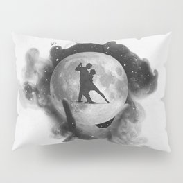 Dancing over our hands. Pillow Sham
