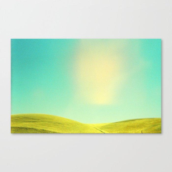 California Countryside Canvas Print