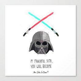 Sith Brotherhood of Darkness Canvas Print