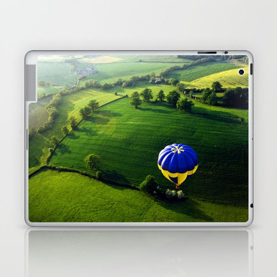 Above The Shires Laptop & iPad Skin