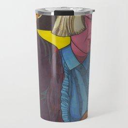 Double Tanya Travel Mug
