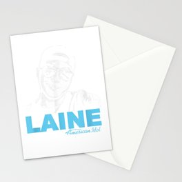 Laine - Blue collection Stationery Cards
