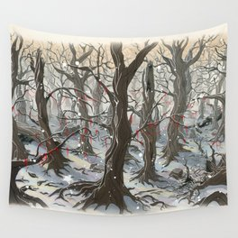 A Forest Wall Tapestry