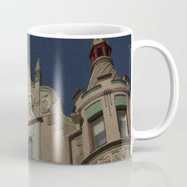 Architecture Of Tallinn Coffee Mug