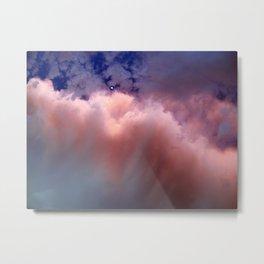 Ocean in the Sky  Metal Print