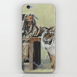 King Ezekiel and Shiva iPhone Skin
