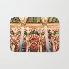 Mezquita de Cordoba - Spain Bath Mat