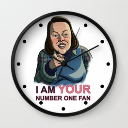 Misery Wall Clock