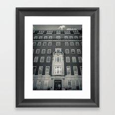 Egginton House Framed Art Print