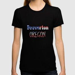 Beaverton Oregon T-shirt