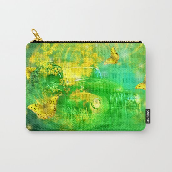 Dream wreck with butterflies Carry-All Pouch