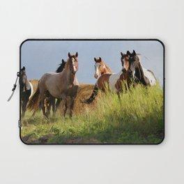 The Wild Bunch-Horses Laptop Sleeve