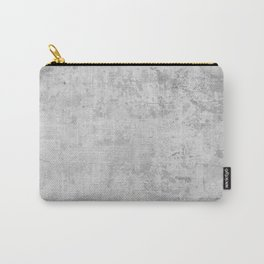 concrete wall vintage grey background,  wall texture * Carry-All Pouch