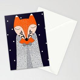 Mrs Pokiha (midnight) Stationery Cards