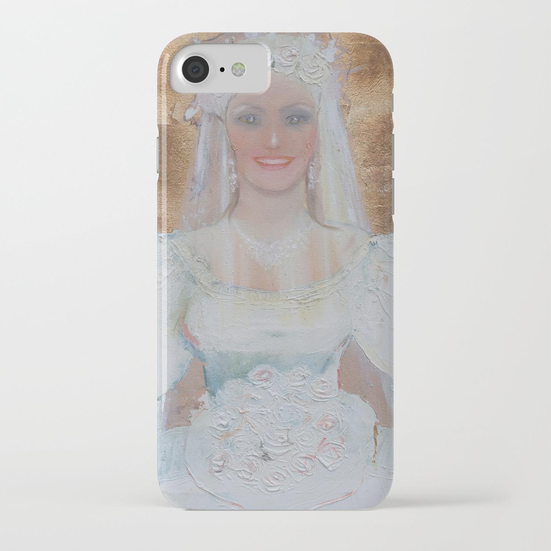 bride iphone 7 case