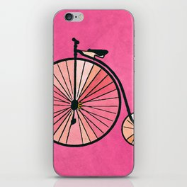 Old bicycle iPhone Skin