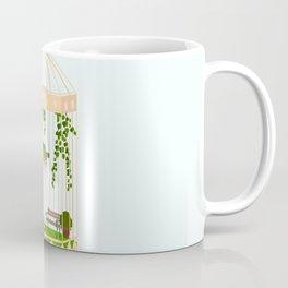 bird cage garden Coffee Mug