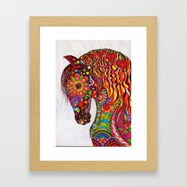 Pip Framed Art Print