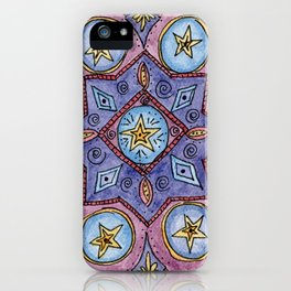 Be Shining iPhone Case