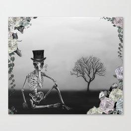 Plague Garden Canvas Print