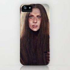 Fallen Angel iPhone (5, 5s) Slim Case