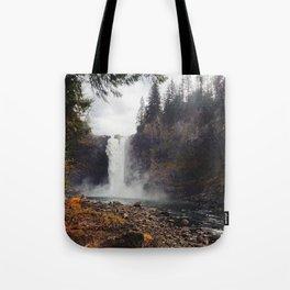Snoqualmie Falls, WA Tote Bag