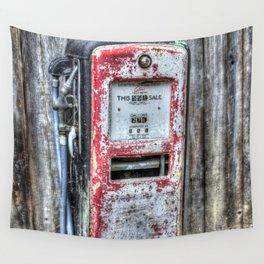 Gas Dispenser Wall Tapestry
