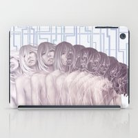 dmmd iPad Cases featuring Many by Felliss