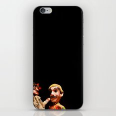 Puppets iPhone & iPod Skin