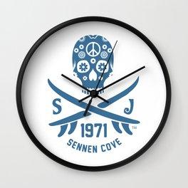 Sennen Skull Wall Clock