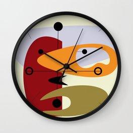 Beat Generation Wall Clock