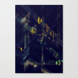 plumb Canvas Print