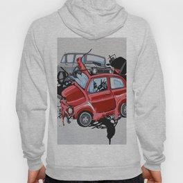 Carsharing Hoody