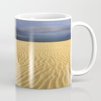 sand Mugs featuring Sand by MyLove4Art