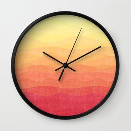 Daydreamer 1 Wall Clock