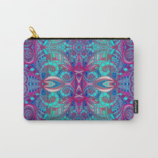 Indian Style G238 Carry-All Pouch