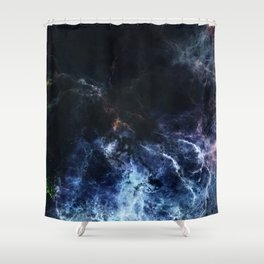 θ Maia Shower Curtain