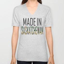 Made In Saskatchewan Unisex V-Neck