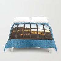 office Duvet Covers featuring Office imagination. by South43