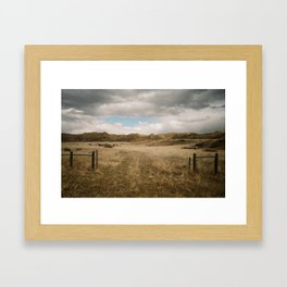 Gate to Freedom Framed Art Print