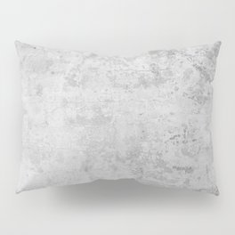 concrete wall vintage grey background,  wall texture * Pillow Sham