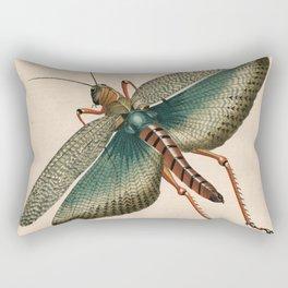 Big Grasshopper Rectangular Pillow