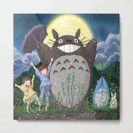 Totoroo Metal Print