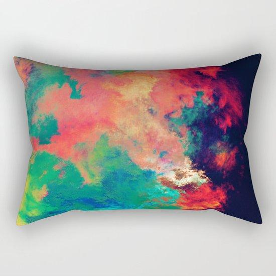 Tiptoe  Rectangular Pillow